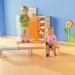 Скамья детская игровая